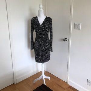 NWOT Michael Kors animal print dress